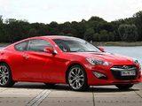 Foto Hyundai  Genesis  Coupe   2012