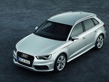 Foto  Audi A3  S3 Sportback  2013