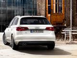 Foto  Audi A3 Sportback    2013