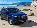 Foto Jeep Cherokee   2014