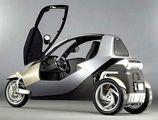 eco friendly clever car concept